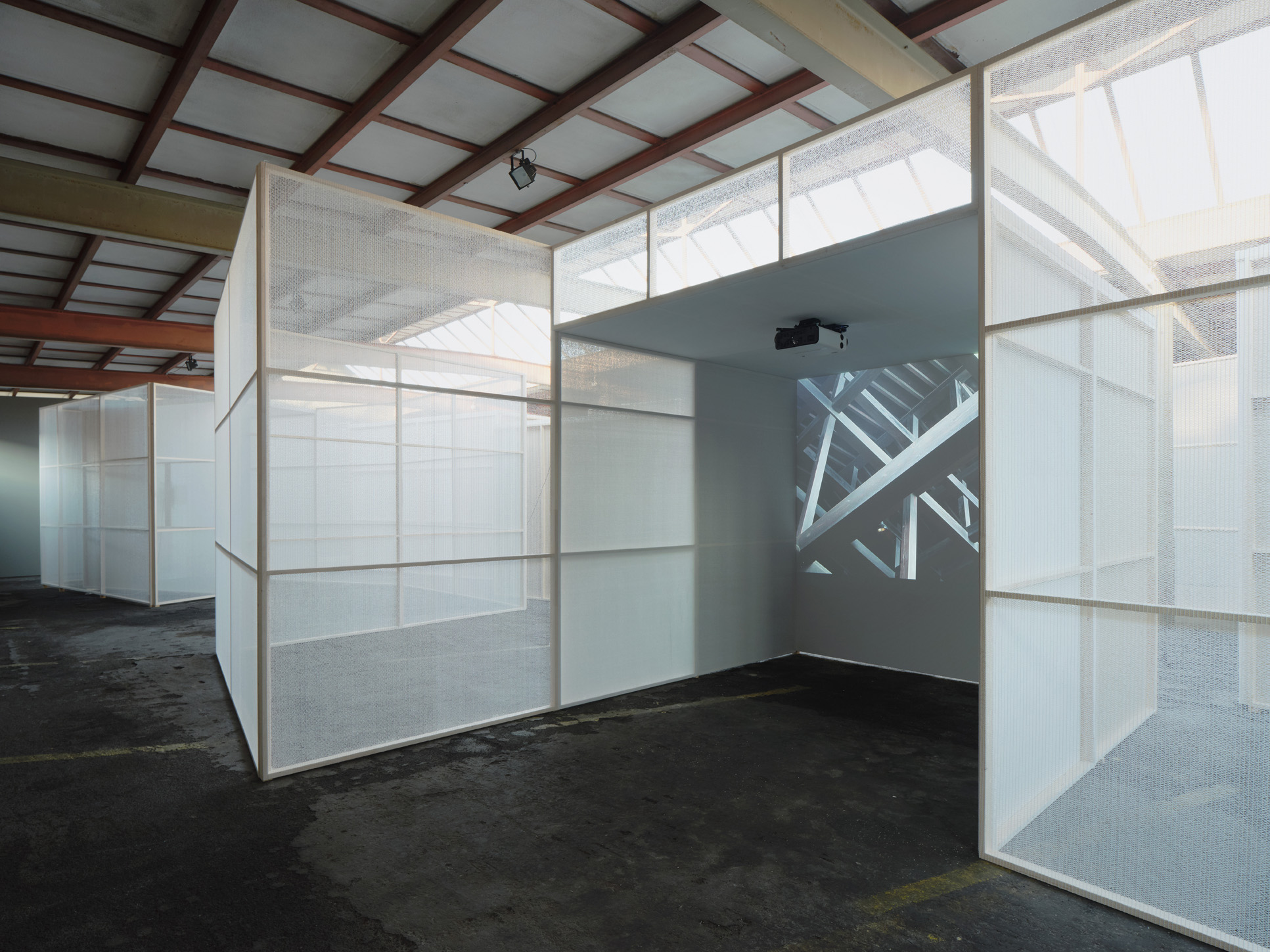 Daniel Robert Hunziker, Kunsthalle Arbon, 2019